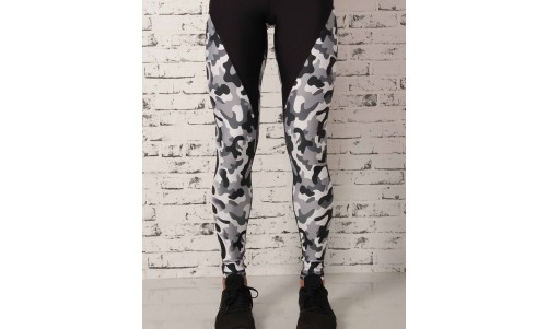FITNESS PANTS - Moro Camouflage | women